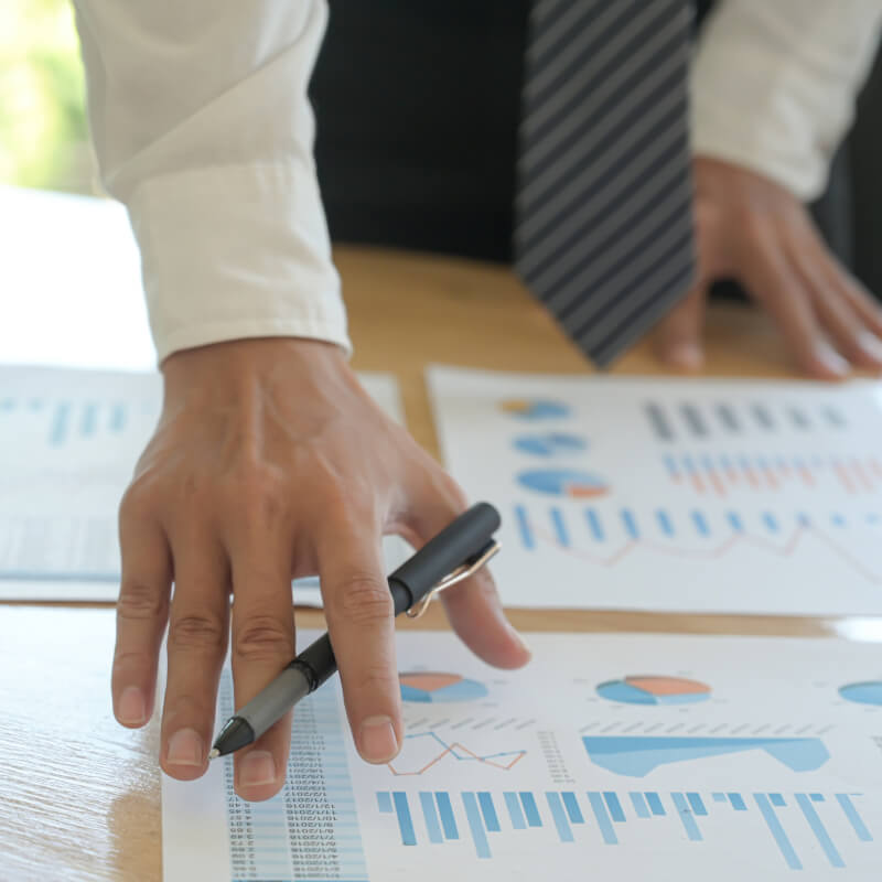 Outsourced CFO Solutions Analysing Reports